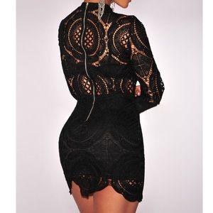 🌹HP🌹The Vintage Shop Black Dress. NWOT!